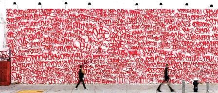 Photo Credit: MOCA- Barry McGee, NY
