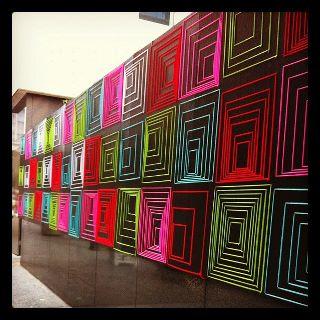 December Mural at the Standard Hotel, DTLA