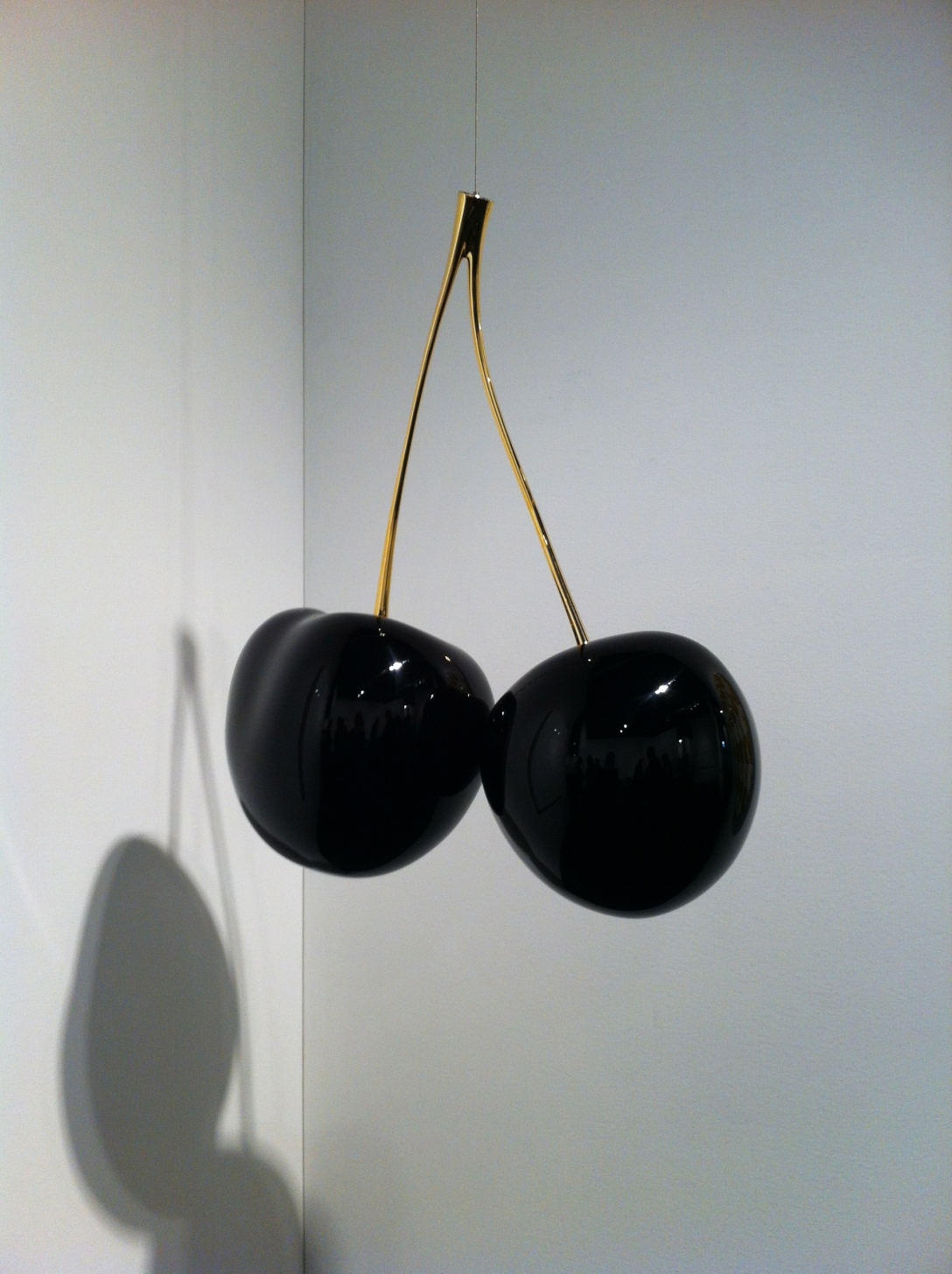 "Vincent Szarek, ""Black Cherries"", Ace Gallery"