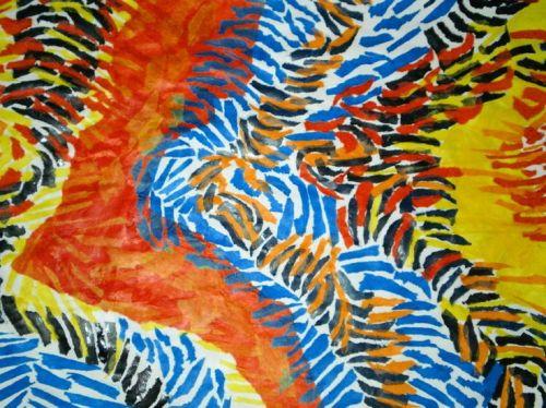 """Saatchi Online Artist: Sheila Riley; Paper, 2010, Assemblage / Collage """"beach"""""""