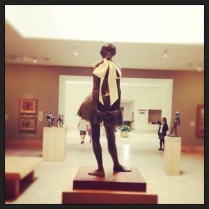 Edgar Degas, Norton Simon Museum