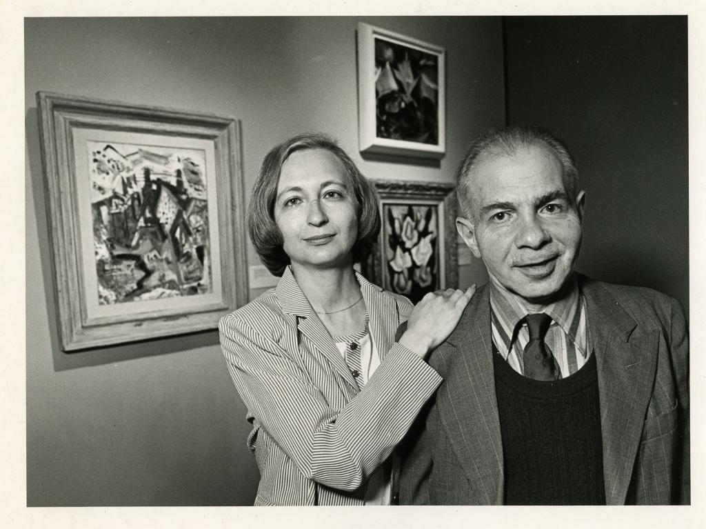Herb&Dorothy B&W