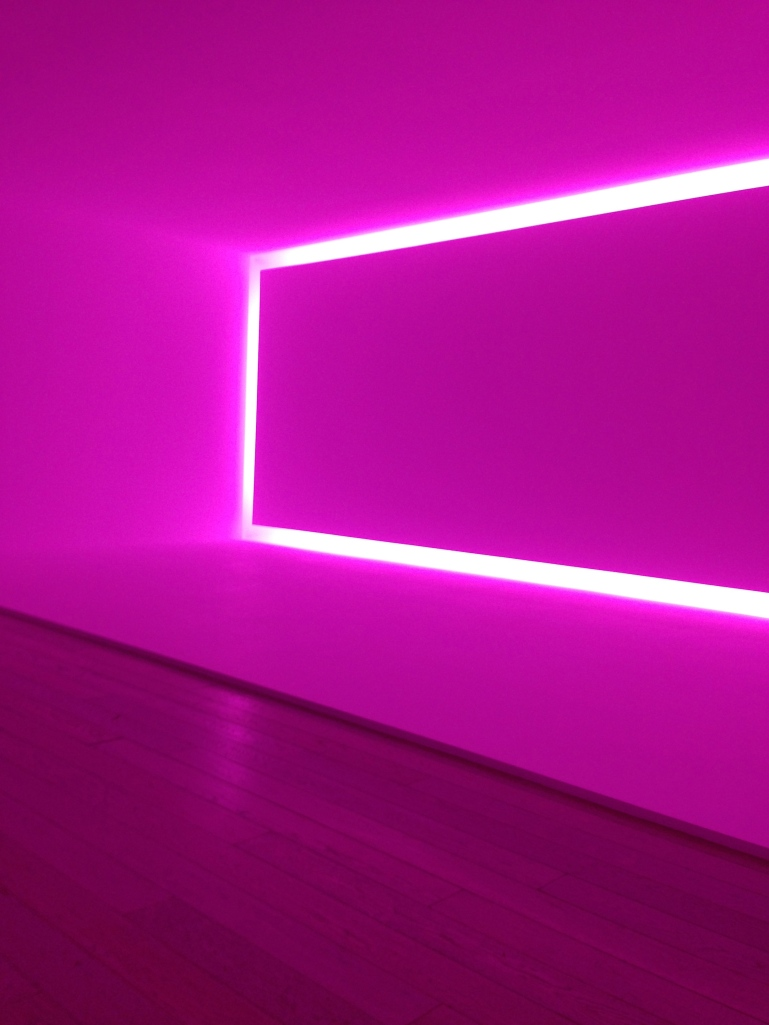 James Turrell, Raemar Pink White @ LACMA