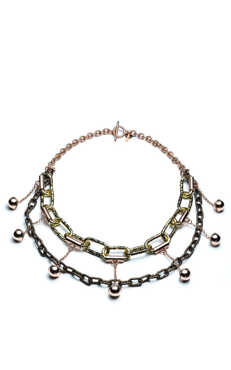 Vintage Vanguard Eddie Borgo Necklace, Photo Credit: Moda Operandi