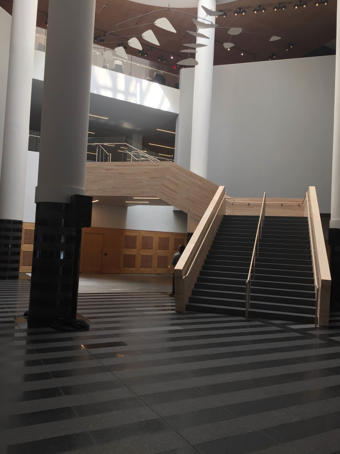 SFMOMA Lobby