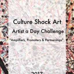 Artist a Day Challenge 2017