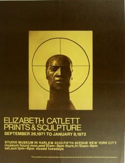 Artist a Day Challenge (3) Elizabeth Catlett