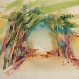 Artist a Day Challenge (7):  William Pajaud