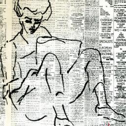 Artist a Day: Lorraine Hansberry