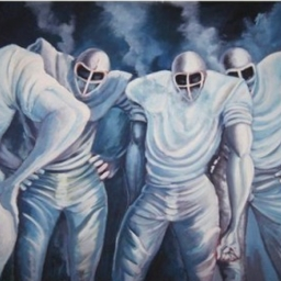 Artist a Day, Super Bowl Edition: Ernie Barnes