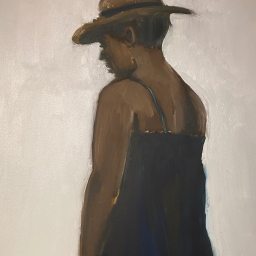 Artist a Day: Lynette Yiadom-Boakye