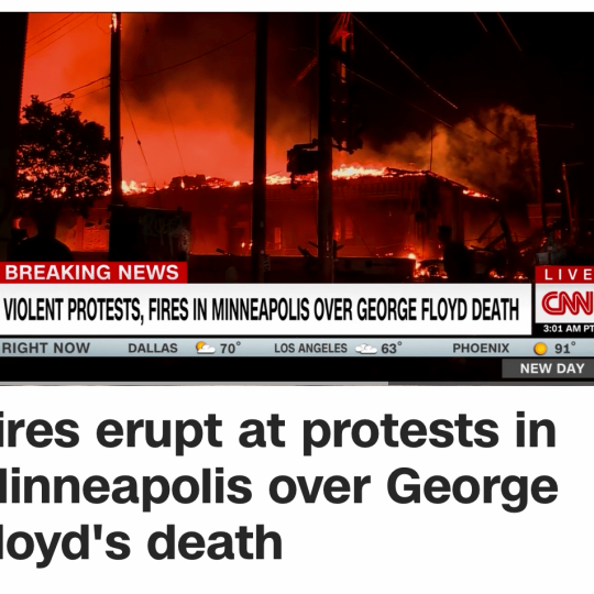 5/29/20 Minneapolis. CNN